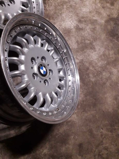 Felgi custom BMW 17cali