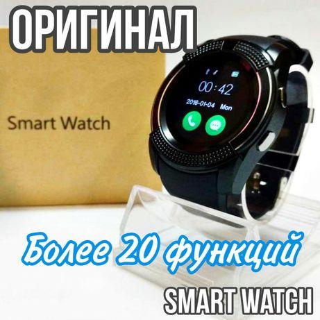 Мужские часы smart watch v8 смарт часы smart часы оригинальные часы