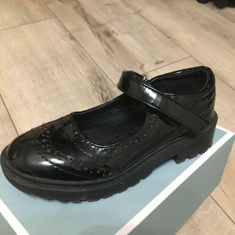 Лаковані туфлі, 29р, для дівчинки, фірми Doremi