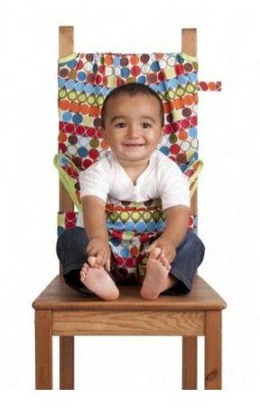 Mobilne krzesełko do karmienia Totseat
