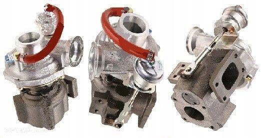 Turbo Deutz Fahr 6.0 210 KM TCD2012L6 12589880045