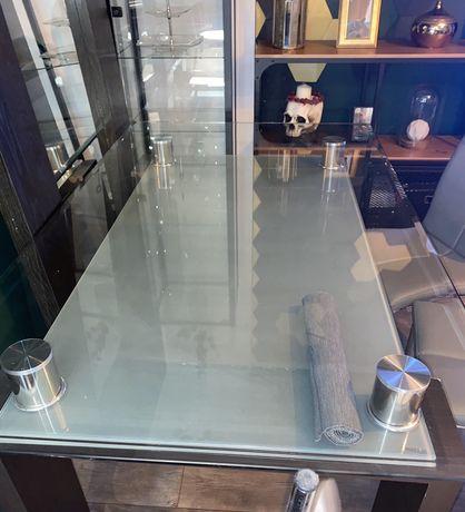 Stol szklany