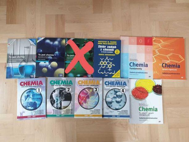 Książki z chemii do liceum