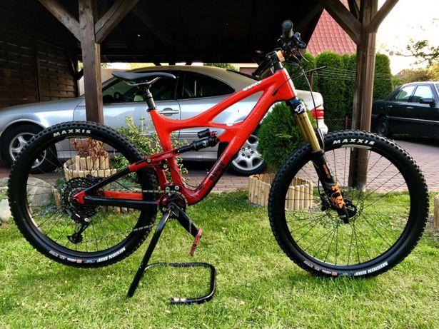 Rama IBIS Mojo HD4 Fireball Red Karbon L FOX DPX2 Enduro Trail