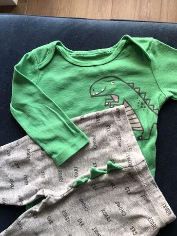 Carter's dinozaur komplet r.72 9M