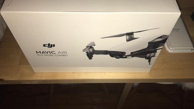 Drone DJO Mavic Air Fly More Combo
