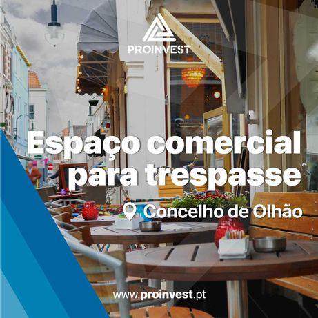 Trespasse de espaço comercial em Olhão