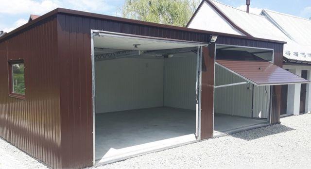 Garaż wolnostojący