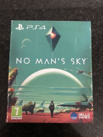 No mans sky Collectors Edition ps4
