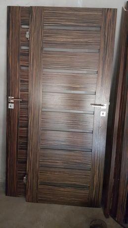 Drzwi pokojowe i łazienkowe 80