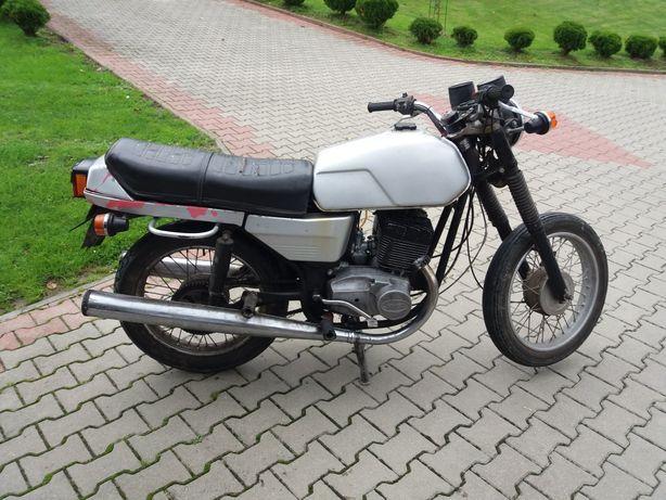 Jawa 350 TS WSK  SHL
