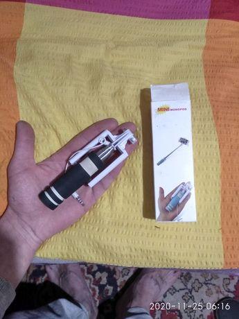 Селфи палка Mini Monopod