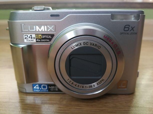 aparat Panasonic DMC - LZ1 plus karta pamięci i etui