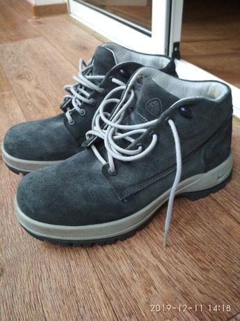 Ботинки Найк замш