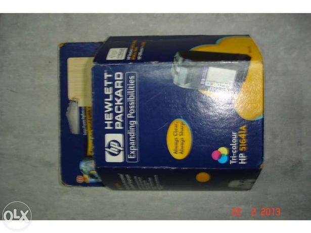 Tinteiro hp 51641a tri-colour - novo