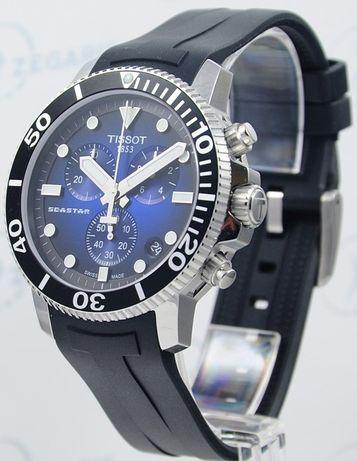 Tissot Seastar 1000 Chronograph T120.417.17.041.00 (Оригинал)