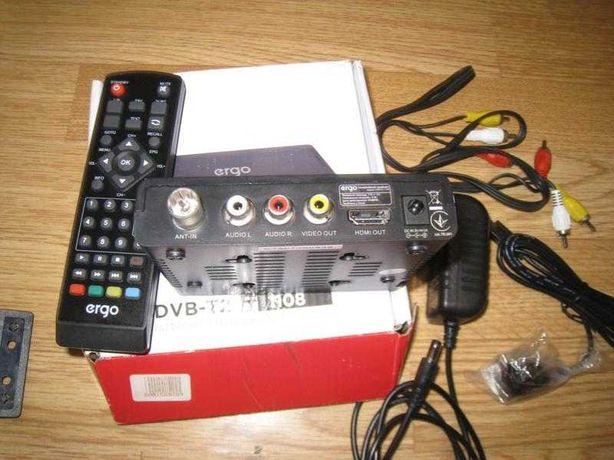 ТВ-тюнер ERGO DVB-T2 1108