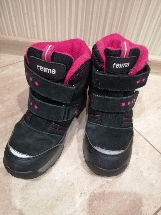 Ботинки Reima бу 34р 21см состояние хорошее без повреждений Киев - изображение 1
