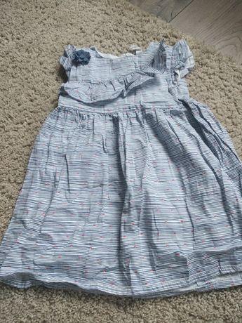 Sukienka coccodrillo 86