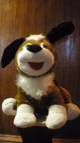 Большая мягкая игрушка Собака.