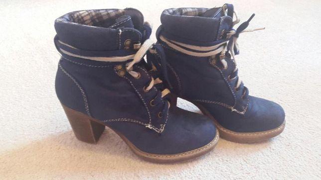 Jesienno-zimowe buty 38