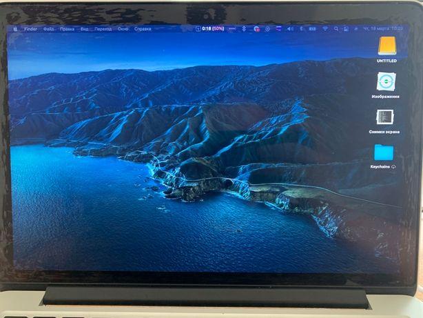 Macbook Pro retina mid 2014 CPUi5 SSD 128 RAM8GB