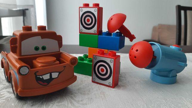 LEGO Duplo - zestaw 5817 Auta 2 - Agent Złomek wyrzutnia