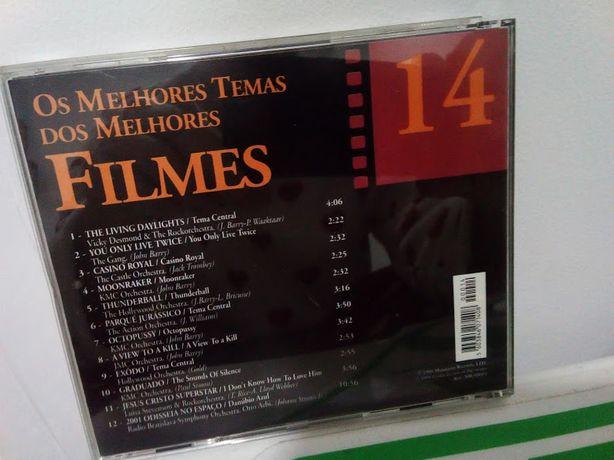 cds musicas filmes
