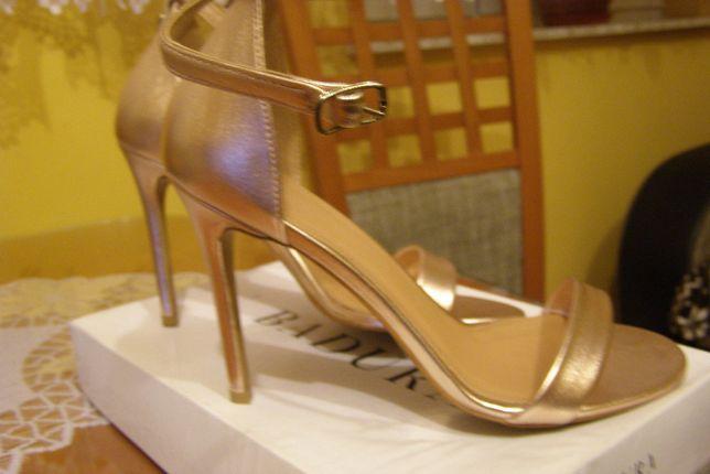 buty damskie-sandały damskie