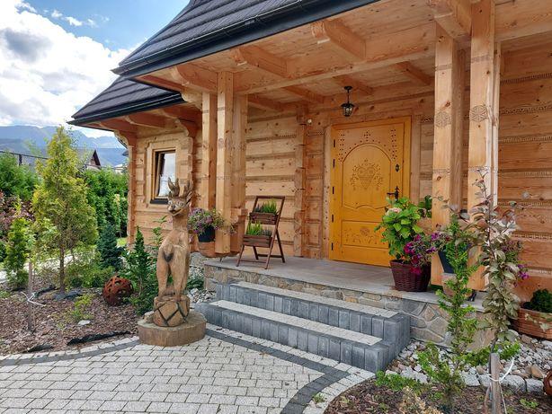 Nowe komfortowe domki w Zakopanem z jacuzzi.