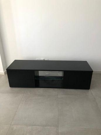 Móvel para TV preto