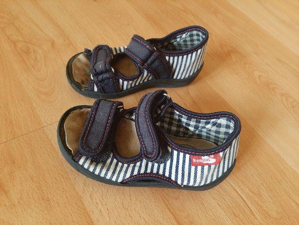 sandały sandałki 23 dziecięce Renbut