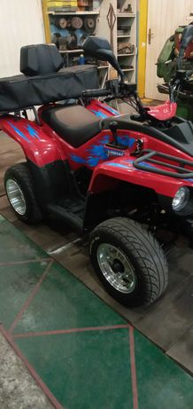 Квадроцикл Linhai Z180