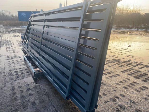 Ogrodzenia panelowe, fi4, fi5, podmurówka, płot