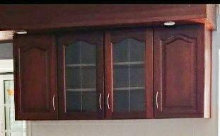 Armários de parede para cozinha