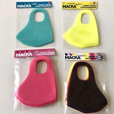 (30грн) Маски мужские/женские/детск многоразовые SDSGroup (Pitta mask