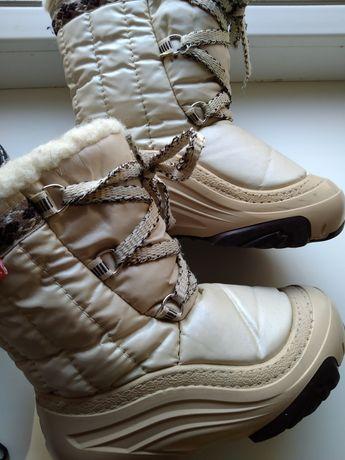 Зимние сапоги Демар 26-27 р., 17 см. Demar, зимові чоботи