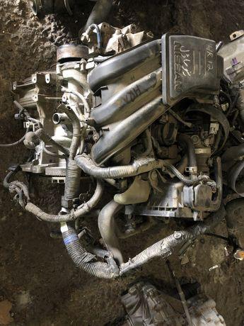 Продам двигатель Nissan Micra HR12DE 1.2 л. K13. 2006-15 г. Из Японии.