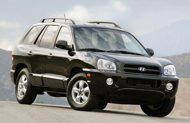 Разборка Hyundai Santa fe 2001-2010