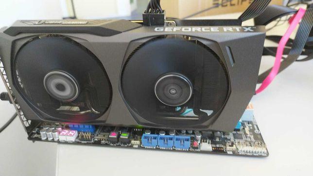 Placa Gráfica GeForce RTX 3060 12GB Zotac