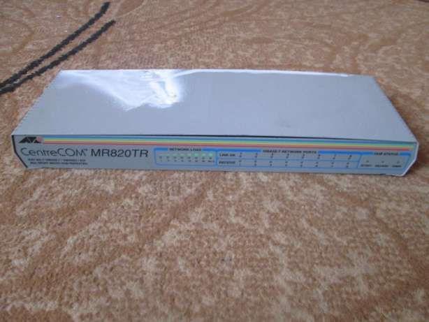 Концентратор мережевий (сетевой) ATI CentreCOM AT-MR820TR комутатор