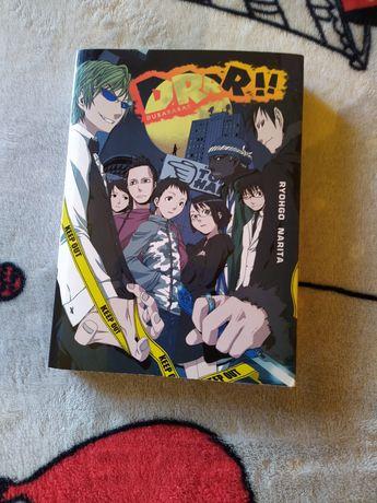 Drrr!! Durarara!! Light Novel tom 1
