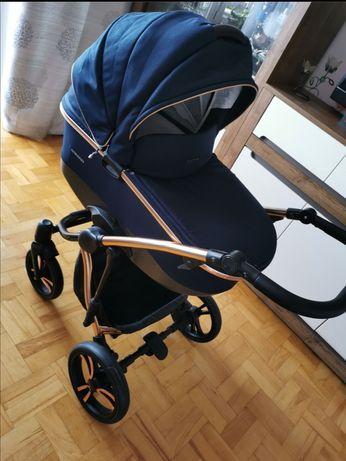 Wózek 2w1 Bebetto Bresso Premium Class