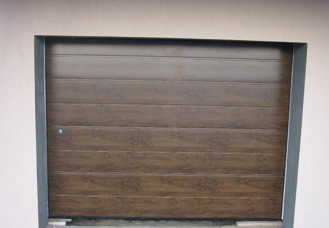 Стандартні гаражні секційні ворота 2750*2500 мм