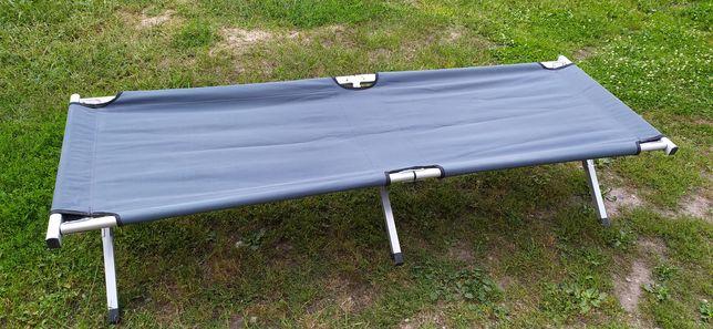 Łóżko rozkładane lekkie aluminium