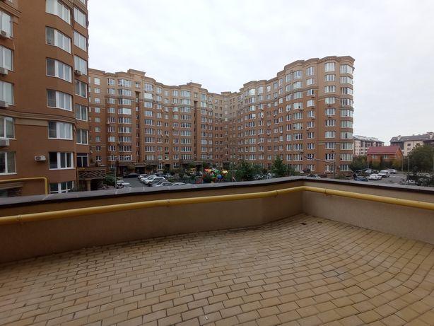 Первая аренда 3 ком квартиры с террасой в ЖК София