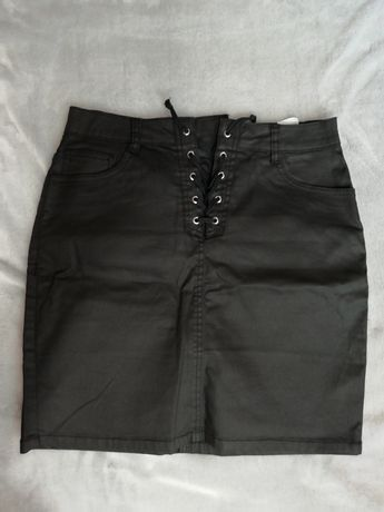 Юбка Reserved черная