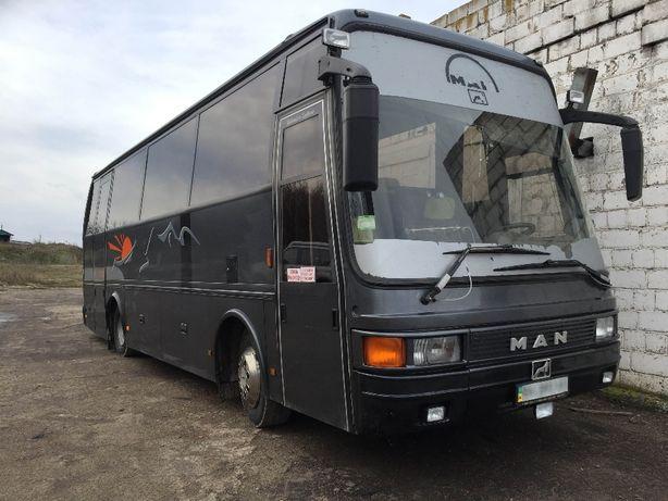 Распродажа запчастей. Разборка автобуса MAN 11.230 HOCL. Мотор D0826
