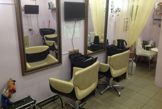 Продается салон красоты с оборудованием в центре Донецка