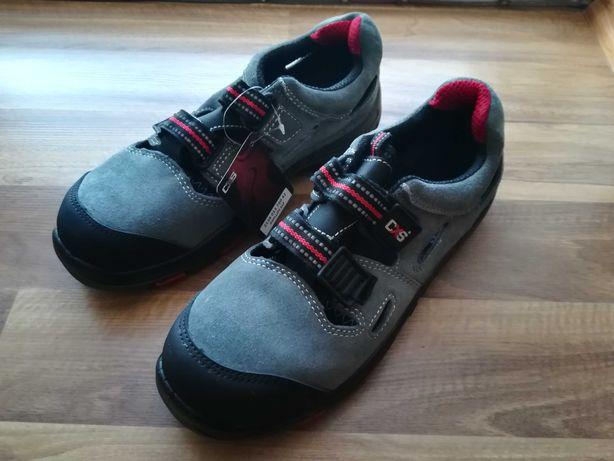 Buty robocze - sandały r. 42